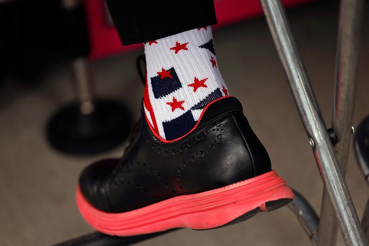 #60: Meyer Shank Racing w/Curb-Agajanian Acura DPi, DPi: Mike Shank, socks