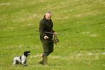Game bird shoot St Claire's Estate, Hampshire. England 2007