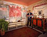 Victorian Interior Carlo Marchiori San Francisco California