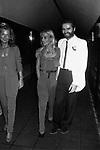 GIANNI E DONATELLA  VERSACE<br /> FESTA GIANNI VERSACE AL JACKIE O' ROMA 1979