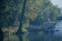Europe/France/Franche-Comté/25/Doubs/Besançon: promenade Micaud sur les bords du Doubs