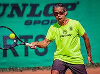 Hilversum, The Netherlands,  August 23, 2019,  Tulip Tennis Center, NSK, Adnan Hoesintalb (NED)<br /> Photo: Tennisimages/Henk Koster