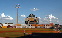 Ballparks: San Antonio Municipal Stadium--right field.