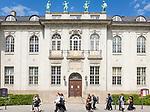 Oesterreich, Salzburger Land, Salzburg: Universitaet Mozarteum Salzburg | Austria, Salzburger Land, Salzburg: Mozarteum University of Salzburg