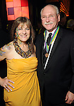 Ellie and Mike Francisco at the 14th Annual San Luis Salute at the Galveston Island Convention Center Friday Feb 28, 2014.(Dave Rossman photo)