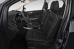 Front seat view of a 2018 Ford Ecosport Titanium 5 Door SUV front seat car photos