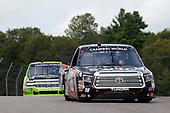 NASCAR Camping World Truck Series<br /> Chevrolet Silverado 250<br /> Canadian Tire Motorsport Park<br /> Bowmanville, ON CAN<br /> Sunday 3 September 2017<br /> Noah Gragson, Switch Toyota Tundra and Kaz Grala, Chevrolet Silverado<br /> World Copyright: Russell LaBounty<br /> LAT Images