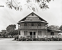 Historic Andersons Corner general store located in The Redlands south of Miami. Vernacular architecture. Part of the John Gillan Places In Time Collection