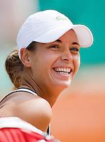 1-6-08, France,Paris, Tennis, Roland Garros, Petra Cetkovska