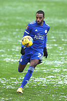 Ricardo Pereira of Leicester City in action during Brentford vs Leicester City, Emirates FA Cup Football at the Brentford Community Stadium on 24th January 2021