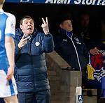 27.02.18 St Johnstone v Rangers:<br /> Tommy Wright