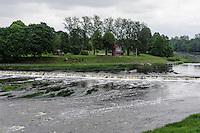 Ventas rumba-(Stromschnellen der Venta in Kuldiga, Lettland, Europa