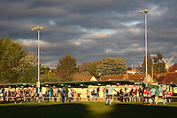 General view of the ground - AFC Hornchurch vs Enfield Town - Ryman League Premier Division Football at The Stadium, Bridge Avenue - 25/10/14 - MANDATORY CREDIT: Gavin Ellis/TGSPHOTO - Self billing applies where appropriate - contact@tgsphoto.co.uk - NO UNPAID USE