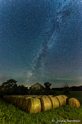 Rappahannock county at Night