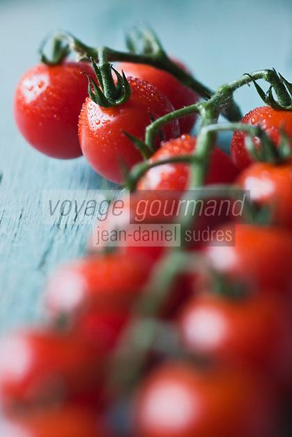 Cuisine/Gastronomie générale: Tomates cerise