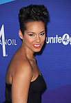 """Alicia Keys attends unite4:good and Variety presentation """"unite4:humanity"""" Celebrating Good, Giving and Greatness Around the Globe held at Sony Picture Studios in Culver City, California on February 27,2014                                                                               © 2014 Hollywood Press Agency"""