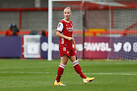 Beth Mead of Arsenal during Brighton & Hove Albion Women vs Arsenal Women, Barclays FA Women's Super League Football at Broadfield Stadium on 11th October 2020