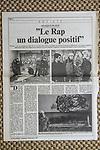 Articles La Marseillaise 1990/1991