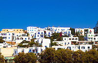 Naoussa, Island of Paros, Greece