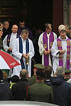Robbie Tiernan Funeral