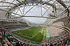 Sep. 1, 2012; Notre Dame Football vs. Navy at Aviva Stadium...Photo by Matt Cashore/University of Notre Dame