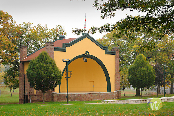 Brandon Park Bandshell, Williamsport, PA..