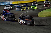 #4: Todd Gilliland, Kyle Busch Motorsports, Toyota Tundra JBL/SiriusXM, #18: Noah Gragson, Kyle Busch Motorsports, Toyota Tundra Safelite AutoGlass