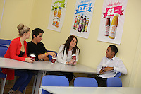 Pictured: 03 October 2014<br /> Re: Cardiff and Vale College, Rhoose Campus, Cardiff, south Wales.