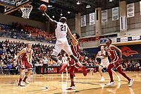 181112-Oklahoma @ UTSA Basketball (M)