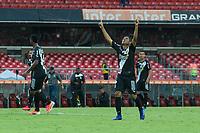 Sao Paulo (SP), 01/03/2020 - Dawhan comemora o gol da Ponte Preta. Sao Paulo-Ponte Preta - Partida entre Sao Paulo e Ponte Preta valida pela oitava rodada do Campeonato Paulista neste domingo (01), no estadio do Morumbi em Sao Paulo (SP). (Foto: Maycon Soldan/Codigo 19/Codigo 19)