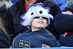 December 30, 2016: TCU fans at the AutoZone Liberty Bowl inside Liberty Bowl Memorial Stadium in Memphis, Tennessee. ©Justin Manning/Eclipse Sportswire/Cal Sport Media
