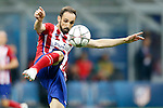 Atletico de Madrid's Juanfran Torres during UEFA Champions League 2015/2016 Final match.May 28,2016. (ALTERPHOTOS/Acero)