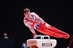 Gymnastics World Championships Mens Qualifications  25.10.15. Daniel Purvis
