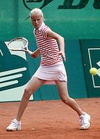 12-8-06,Den Haag, Tennis Nationale Jeugdkampioenschappen, winnaar meisjes 14 jaar, Jeltje Loomans