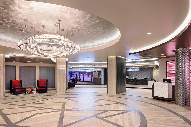 Ho-Chunk Black River Falls Casino   HBG Design