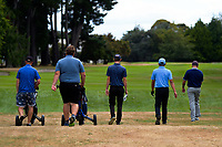 Day one of the Brian Green Property Group NZ Super 6s Manawatu at Manawatu Golf Club in Palmerston North, New Zealand on Thursday, 25 February 2021. Photo: Dave Lintott / lintottphoto.co.nz