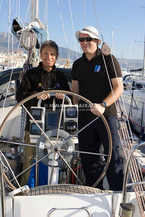 Limbo - XXII Trofeo 200 millas a dos - Club Náutico de Altea - Alicante - Spain - 22/2/2008