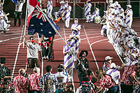 Images from the closing ceremony at the 2020 Tokyo Paralympic Games<br /> Paralympics Australia / Day 12<br /> Tokyo Japan :  Sunday 5th September 2021<br /> © Sport the library / Drew Chislett / PA