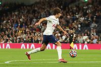 26th August 2021; Tottenham Hotspur Stadium, London, England; Europa Conference League football, Tottenham Hotspur versus Paços de Ferreira; Bryan Gil of Tottenham Hotspur runs into the box