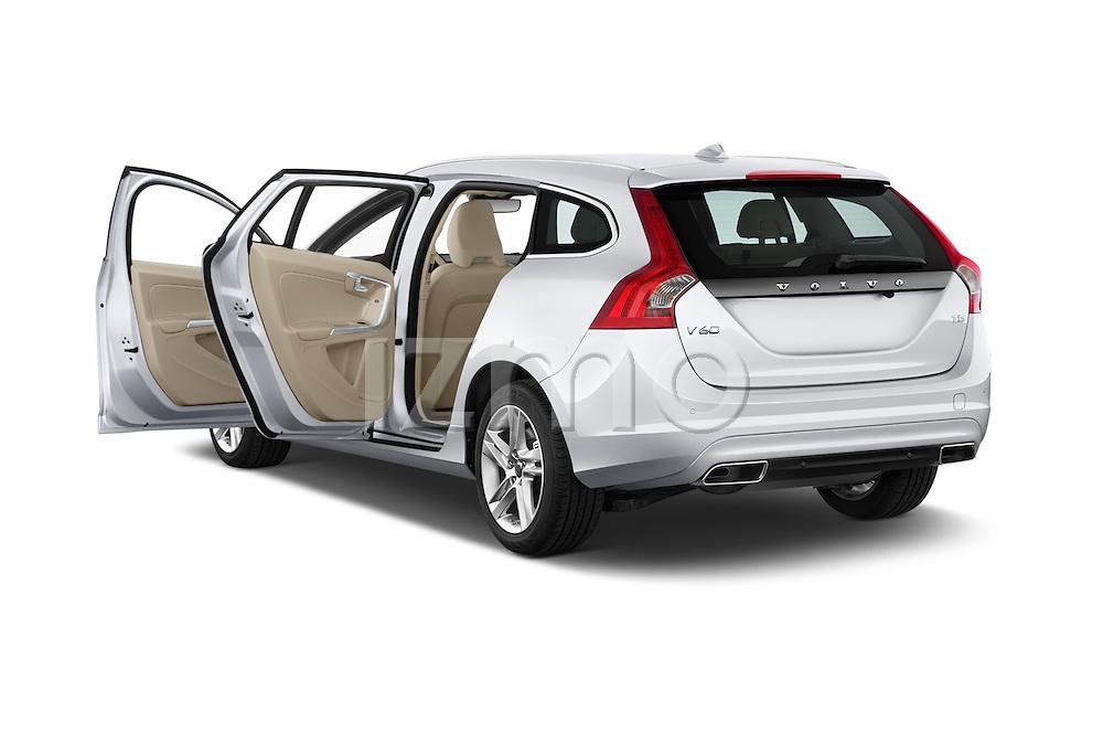 Car images of 2018 Volvo V60 T5 5 Door Wagon Doors