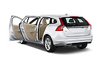 Car images of 2018 Volvo V60 T5 5 Door Wagon Doors