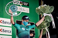 Jakob Fuglsang (DEN/Astana) wins his 2nd Monument Classic after Liège in 2019<br /> <br /> 114th Il Lombardia 2020 (1.UWT)<br /> 1 day race from Bergamo to Como (ITA/231km) <br /> <br /> ©kramon