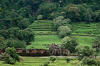 Pakse Wat Phu Laos