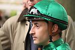 11/09/2011, jockey Christophe-Patrice Lemaire, jockey of Vadamar, trained by Alain de Royer Dupré