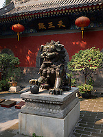 buddhistischer Fayuan Si Tempel, Peking, China, Asien<br /> buddhistic Fayuan Si temple, Beijing, China, Asia