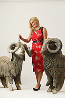 Sold - collection of one of Britain's most iconic female sculptors fetches £270,000 at auction.