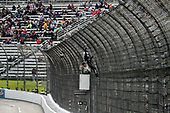 NASCAR Camping World Truck Series <br /> Texas Roadhouse 200<br /> Martinsville Speedway, Martinsville VA USA<br /> Saturday 28 October 2017<br /> Noah Gragson, Switch Toyota Tundra celebrates the win by climbing fence<br /> World Copyright: Scott R LePage<br /> LAT Images<br /> ref: Digital Image lepage-171028-mart-4488