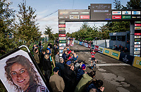 victory for Yara Kastelijn (NED/777)<br /> <br /> Womens Race<br /> 42nd Superprestige cyclocross Gavere 2019<br /> <br /> ©kramon