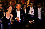 'GAYFEST MANCHESTER, UK', THE MANCHESTER BASED CHORAL GROUP 'THE CONCERT PARTY' AT THE LAVENDER BALL, 1999