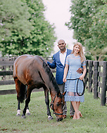 Olivia & Papa Engagement